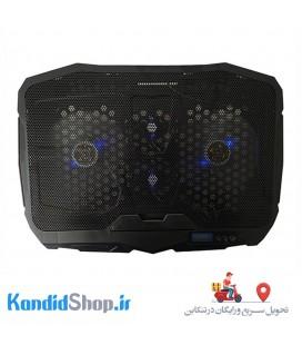 فن خنک کننده لپ تاپ COOLING PAD S18