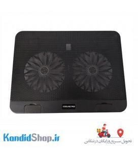 فن خنک کننده لپ تاپ COOLING PAD N66