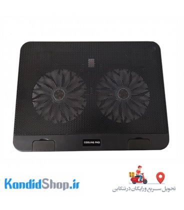 فن لپ تاپ COOLING PAD N66