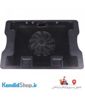 فن خنک کننده لپ تاپ COOLING PAD N88
