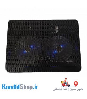 فن خنک کننده لپ تاپ COOLING PAD N139