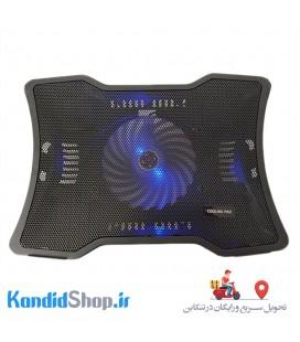 فن خنک کننده لپ تاپ COOLING PAD N133