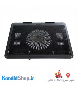 فن خنک کننده لپ تاپ COOLING PAD N191