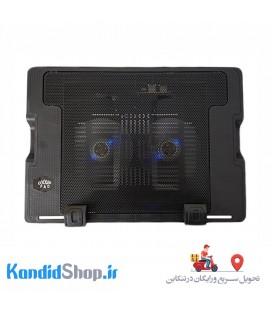 فن خنک کننده لپ تاپ COOLING PAD N182