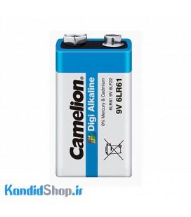 باتری کتابی Camelion Plus Alkaline 6LR61