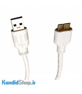کابل USB به Micro-B ونوس مدل PV-K997 طول 0.6 متر