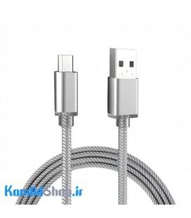 کابل USB به Micro USB الدینو مدل LS17 طول 2 متر