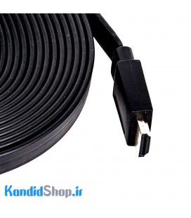 کابل HDMI فلت 5 متری