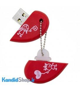 فلش مموری KINGSTAR مدل Love USB KS245 32GB