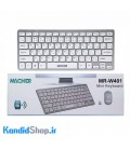 MACHER MR-W401Wireless Mouse and Keyboard