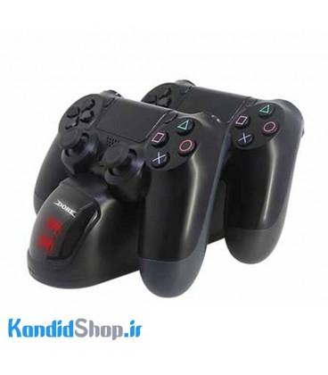 پایه شارژ دسته بازی PS4 دوب مدل TP4-889