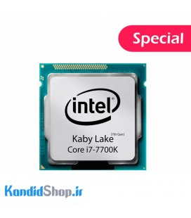 Intel Kaby Lake Core i7-7700K CPU BOX