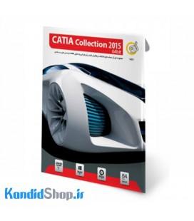 نرم افزار CATIA Collection 2015 64bit نشر گردو