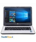 لپ تاپ اچ پی مدل AM097 i5 8 1 4