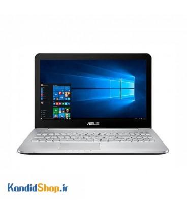 لپ تاپ لمسی ایسوس مدل N552VW -B