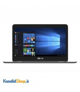 لپ تاپ لمسی ایسوس مدل UX360CA i7 8 512 intel