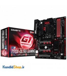 مادربرد گیگابایت مدل GA-Z170X-Ultra Gaming