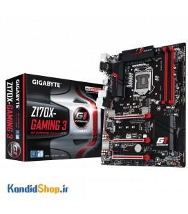 مادربرد گیگابایت مدل GA-Z170X-Gaming 3