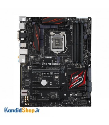 ASUS Z170 Pro Gaming Socket 1151 Motherboard