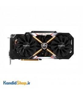 کارت گرافیک گیگابایت مدل GTX1080 -Xtreme Gaming Premium Pack-8GB