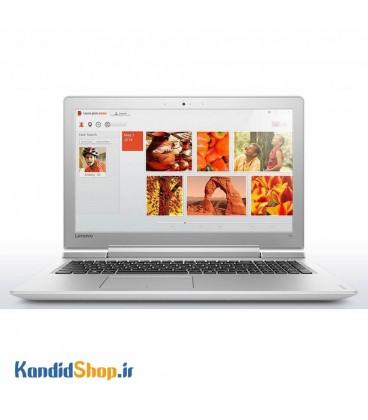 لپ تاپ لنوو مدل IP700 i7 16 1 4