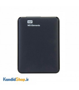 هارددیسک اکسترنال Western Digital Elements -2TB