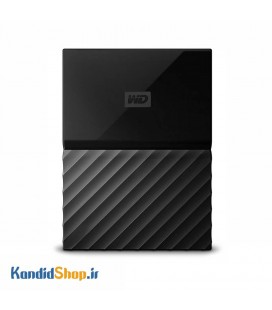 هارددیسک اکسترنال Western Digital My Passport WDBYNN0010B -1TB