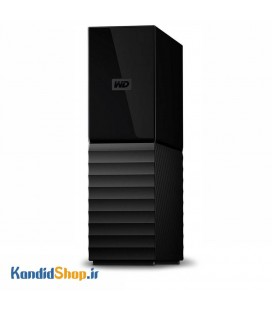 هارددیسک اکسترنال Western Digital My Book Desktop -4TB