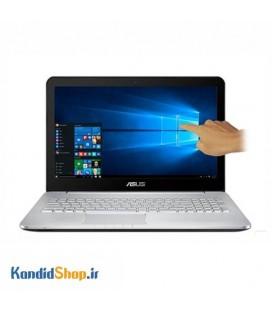لپ تاپ لمسی ایسوس N552VW i7 16 1+128 4 4K