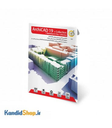 ArchiCAD 19 + SketchUp & V-Ray Collection