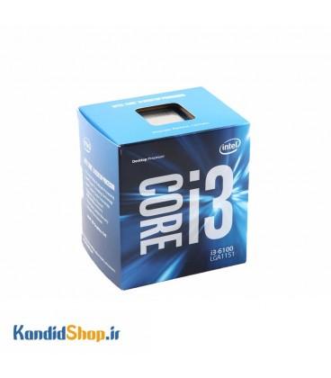 پردازنده اينتل سري Skylake مدل Core i3-6100
