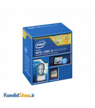 Intel Haswell Core i3-4170 CPU