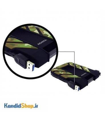 هارددیسک اکسترنال ADATA HD710 External- 1TB