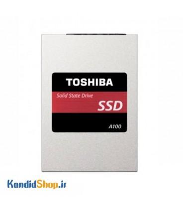 حافظه SSD توشیبا مدل A100 120GB