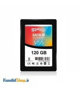 حافظه SSD سیلیکون پاور مدل V55-120GB