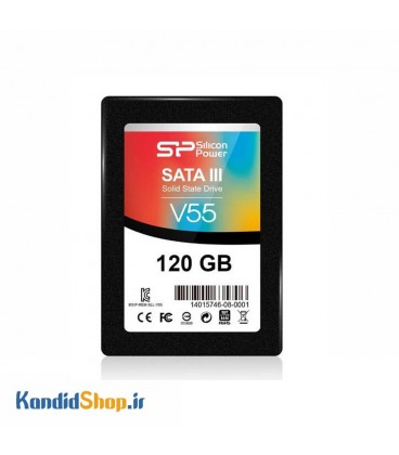 Silicon Power V55 120GB Internal SSD Drive