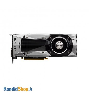 ASUS GTX1070-8G Founders Edition Graphics Card