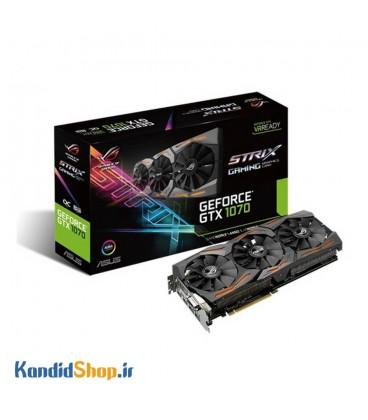 ASUS ROG STRIX-GTX1070-O8G-GAMING Graphics Card