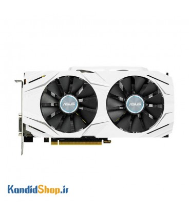 ASUS DUAL-RX480-O4G Graphics Card