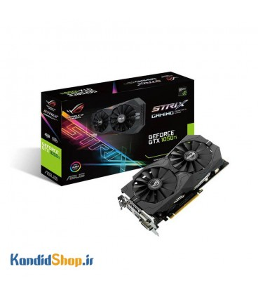 ASUS ROG STRIX-GTX1050TI-4G-GAMING Graphics Card