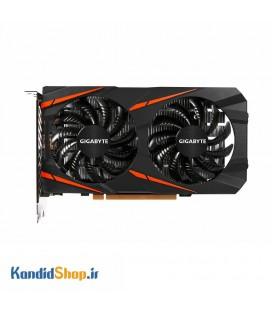 کارت گرافیک گیگابایت مدل RX 550 Gaming 2GB GDDR5