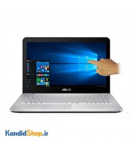 ASUS N552VW Core i7 16GB 2TB+128GB SSD 4GB Touch Full HD