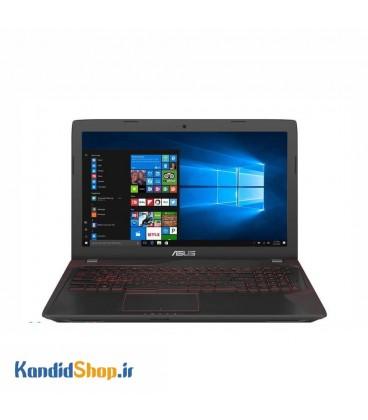 لپ تاپ ایسوس FX553VD core i7 8gb 1tb 128gb ssd 4gb