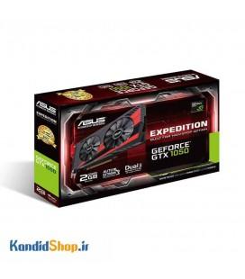 کارت گرافیک ایسوس مدل EX-GTX1050-2G GDDR5