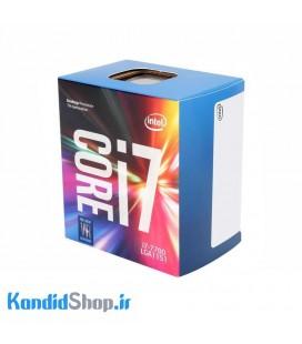خرید سی پی یو intel corei7 7700 kabylake