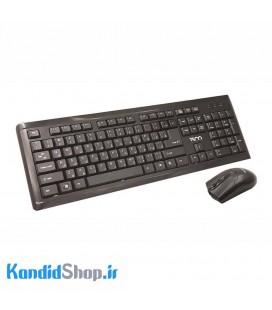 خرید ماوس و کیبرد با سیم تسکو مدل TKM-8050