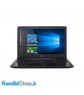 لپ تاپ ایسر مدل E5 576G i3 4 1 2 FHD
