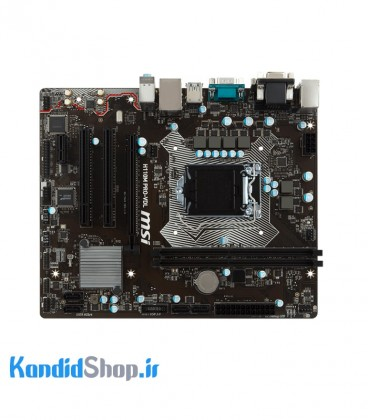 MSI H110M PRO-VD-L Motherboard