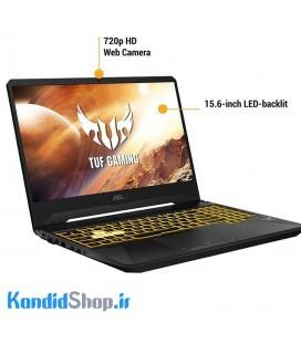 لپ تاپ ایسوس F505DU i7 16 1+256 6