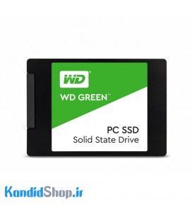 حافظه SSD وسترن دیجیتال مدل Green-120GB
